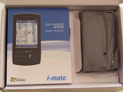 The i-mate Ultimate 6150 Unboxed and Discussed  The i-mate Ultimate 6150 Unboxed and Discussed  The i-mate Ultimate 6150 Unboxed and Discussed  The i-mate Ultimate 6150 Unboxed and Discussed