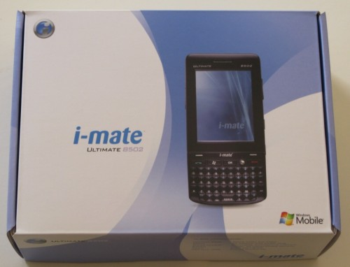 The i-mate Ultimate 8502 Unboxed and Discussed