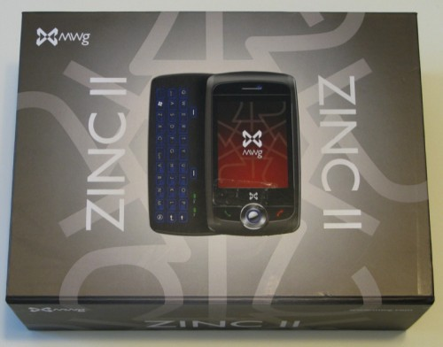 The MWg Zinc II Unboxed and Discussed