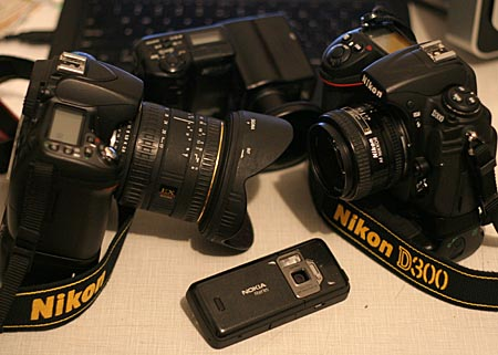 Nikon to Nokia – a photographer's journey