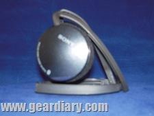 Sony Walkman Bluetooth headphone
