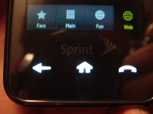 Unboxing the Sprint Samsung Instinct
