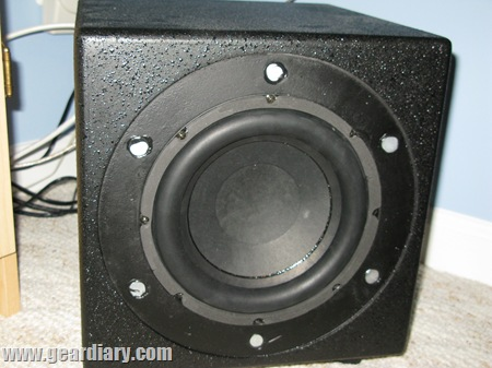 orb audio subwoofer