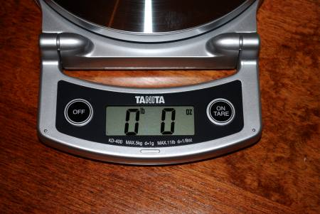 Tanita KD 400 Digital Scale Review