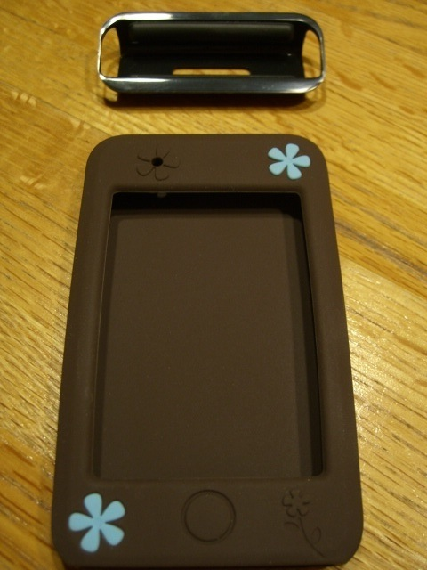 Agent18 FlowerVest for iPod Touch Review  Agent18 FlowerVest for iPod Touch Review