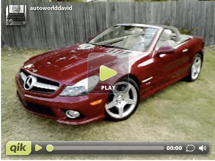 Grinding Gears Wednesday Walkaround – 2009 Mercedes-Benz SL550