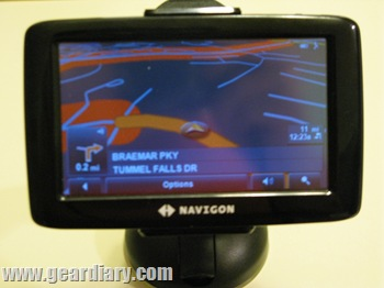 Review: Navigon 2100 Max For Those Times When You Know Where You Are Going, But Just Need Some Help Getting There.