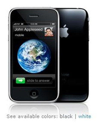 The $1000 iPhone 3G