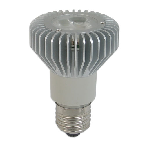 LED light bulb replaces your halogens - reduces room temperature from tropical to comfortable