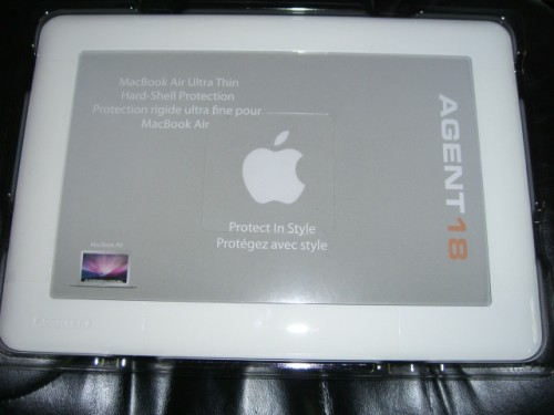 Review: The Agent18 MacBook Air Shield    Review: The Agent18 MacBook Air Shield