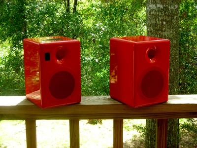 Sierra Sound iN Studio 5.0 iPod Speakers