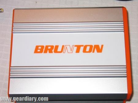brunton solo power pack