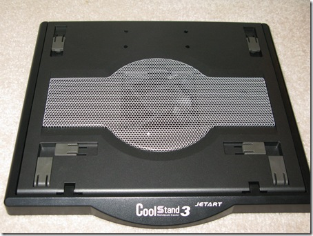 Review: Jetart Coolstand 3  (NC 6000) NoteBook Cooler and Stand  Review: Jetart Coolstand 3  (NC 6000) NoteBook Cooler and Stand  Review: Jetart Coolstand 3  (NC 6000) NoteBook Cooler and Stand