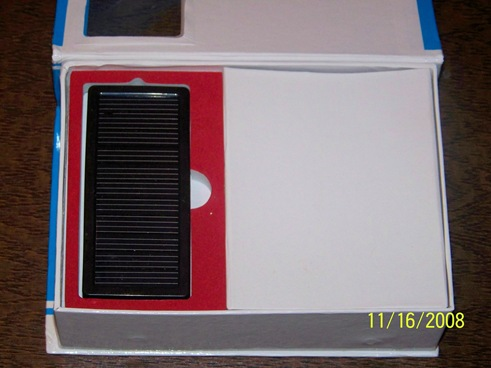 Devotec Solar Charger Review  Devotec Solar Charger Review