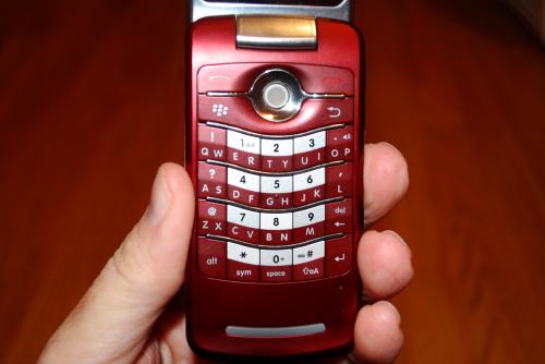BlackBerry 8220 + T-Mobile Wi-Fi + UMA = Surprisingly Good