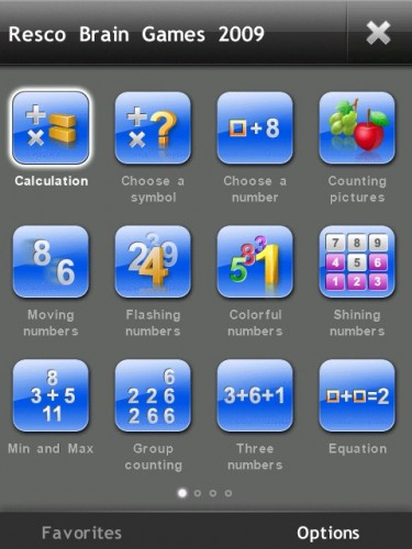 Resco Brain Games 2009 Review  Resco Brain Games 2009 Review