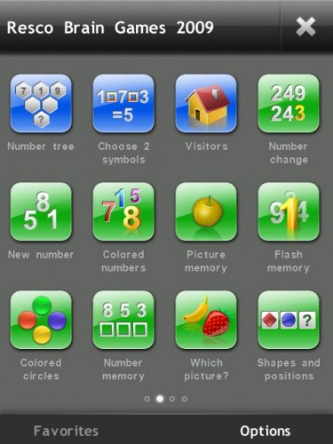 Resco Brain Games 2009 Review  Resco Brain Games 2009 Review  Resco Brain Games 2009 Review