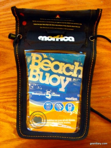 GearDiary Review: Proporta Beach Buoy