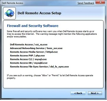Dell Remote Access