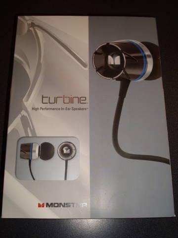 Review: Monster Turbine In-Ear Speakers