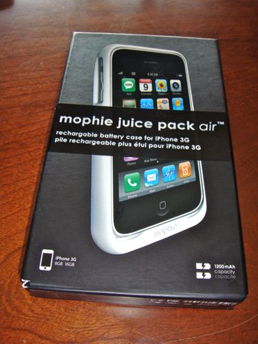 Power Gear Mophie Mobile Phones & Gear iPhone Gear iPhone