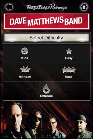 Review:  Tap Tap Revenge - Dave Matthews Band  Review:  Tap Tap Revenge - Dave Matthews Band  Review:  Tap Tap Revenge - Dave Matthews Band  Review:  Tap Tap Revenge - Dave Matthews Band  Review:  Tap Tap Revenge - Dave Matthews Band
