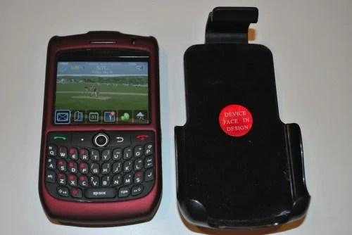Innocase 360 case for BlackBerry 8900 reviewed  Innocase 360 case for BlackBerry 8900 reviewed