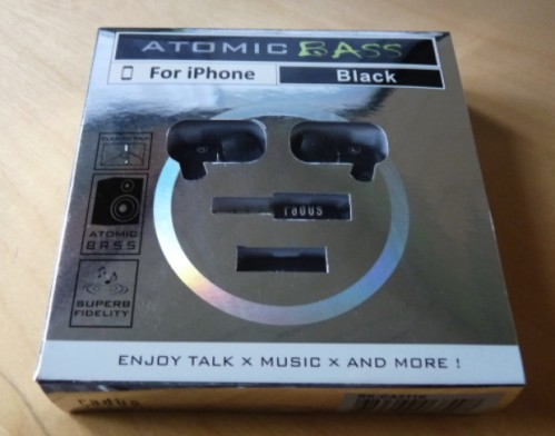Radius Atomic Bass Earphones for iPhone W/ Built-in Mic - Review  Radius Atomic Bass Earphones for iPhone W/ Built-in Mic - Review  Radius Atomic Bass Earphones for iPhone W/ Built-in Mic - Review  Radius Atomic Bass Earphones for iPhone W/ Built-in Mic - Review