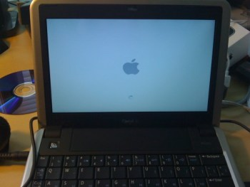 OS X boot screen