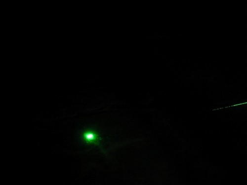 The SKYlasers 125 mW Green Laser Pointer Review