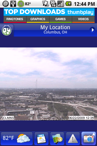 WeatherBug for Android Review  WeatherBug for Android Review  WeatherBug for Android Review