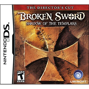 GearGames Review: Broken Sword: Shadow of the Templars Director's Cut (DS)