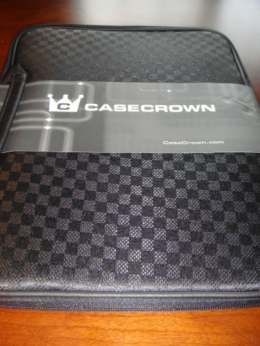 Review:  CASECROWN Classic Slim Case - Checkered