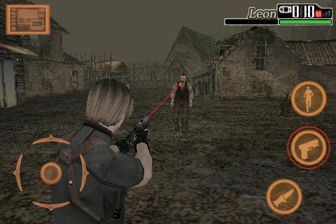 Review: Resident Evil 4 for iPhone  Review: Resident Evil 4 for iPhone