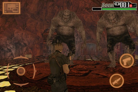 Review: Resident Evil 4 for iPhone  Review: Resident Evil 4 for iPhone  Review: Resident Evil 4 for iPhone  Review: Resident Evil 4 for iPhone