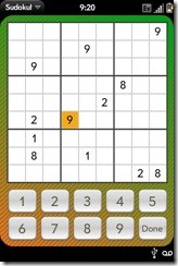 Palm Pre App Catalog. 30 Apps in 30 Days. Day 10: Sudoku!  Palm Pre App Catalog. 30 Apps in 30 Days. Day 10: Sudoku!  Palm Pre App Catalog. 30 Apps in 30 Days. Day 10: Sudoku!  Palm Pre App Catalog. 30 Apps in 30 Days. Day 10: Sudoku!