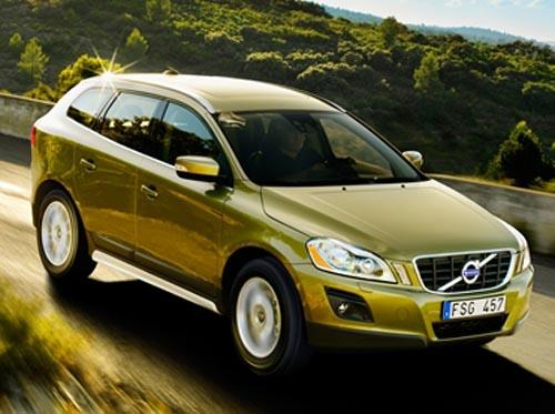 Volvo SUVs Cars