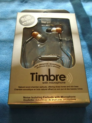 Review:  iFrogz Timbre