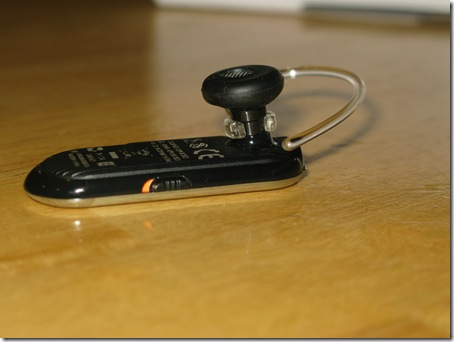 The Motorola H790 Bluetooth Headset Review