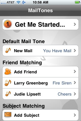 MailTones Adds Personality To your iPhone Email - Review  MailTones Adds Personality To your iPhone Email - Review  MailTones Adds Personality To your iPhone Email - Review  MailTones Adds Personality To your iPhone Email - Review