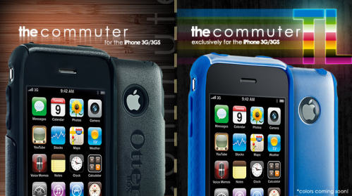 Review:  OtterBox Commuter Series cases for iPhone 3G & 3GS