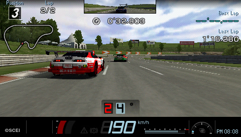 Review: Gran Turismo for PSP