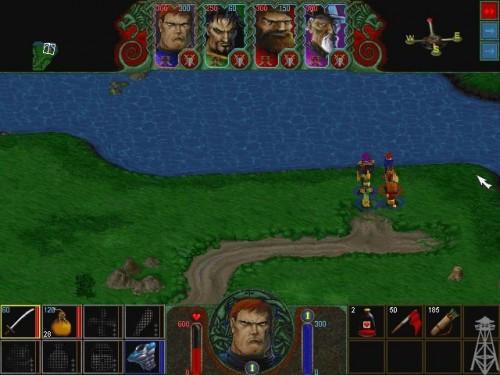 Hexplore (1998, RPG) Review  Hexplore (1998, RPG) Review