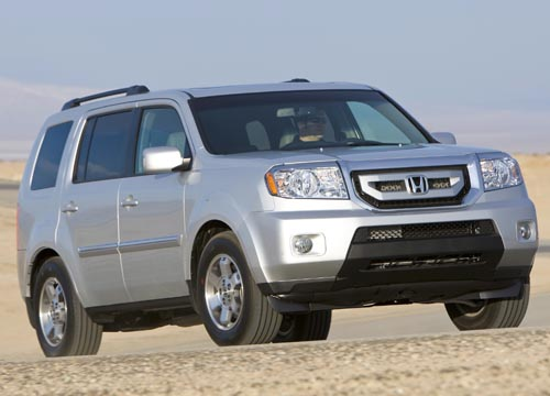 2010 Honda Pilot a wolf in sheep's clothing