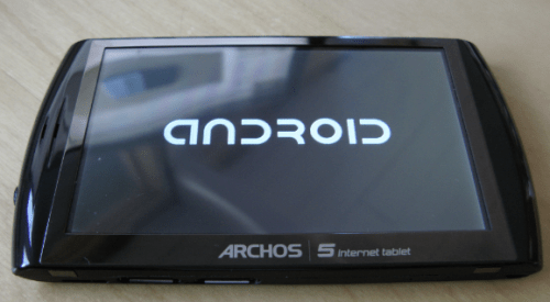Archos 5 Internet Tablet: A Tale Of Woe In Two Parts...  Archos 5 Internet Tablet: A Tale Of Woe In Two Parts...