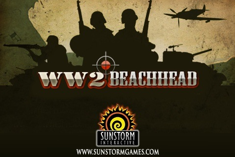 Review:  WW2 Beachhead for iPhone OS