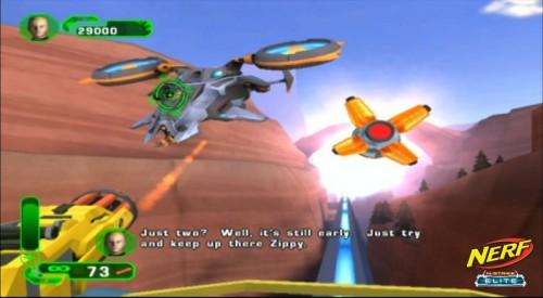 Wii Game Review: NERF N-Strike Elite!  Wii Game Review: NERF N-Strike Elite!
