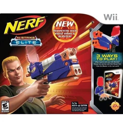 NERF N-Strike Elite Box