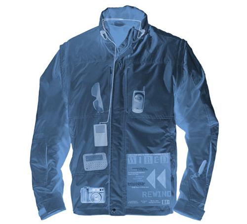 Evolution Travel Jacket