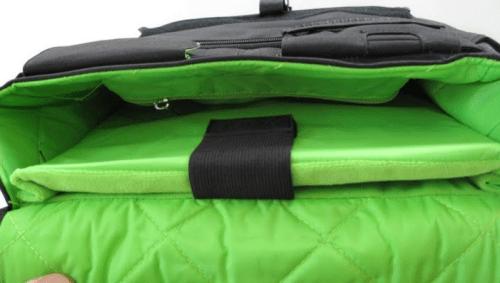 Speck PortPack Shoulder Bag interior
